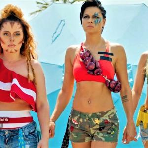 Женщины против мужчин Крымские каникулы