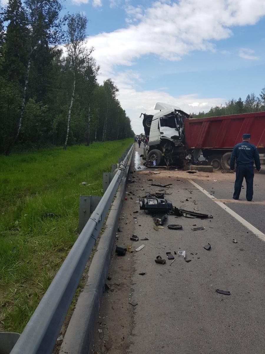 За неделю во Владимирской области в ДТП погибло 10 человек