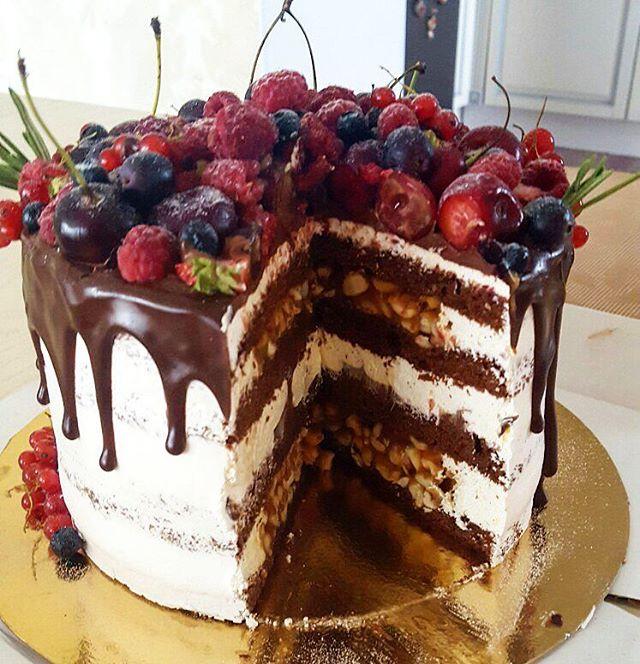 простые рецепты торта Самые