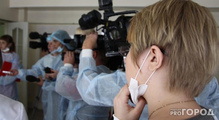 Во владимирских роддомах процесс родов начали записывать на камеру