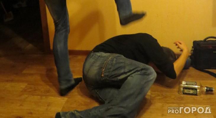 В Муромском районе мужчина зарезал приятеля и отправился за покупками
