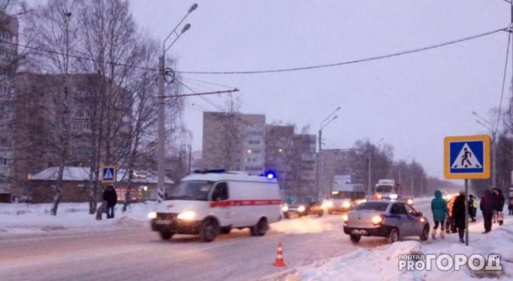 "У ""Тандема"" во Владимире сбили 14-летнюю школьницу"