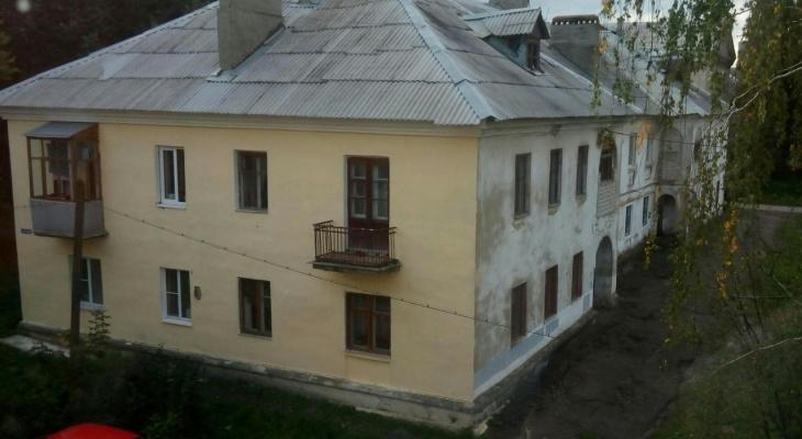 """Владимирцы возмущены """"показушной"""" покраской жилых домов в городе"""