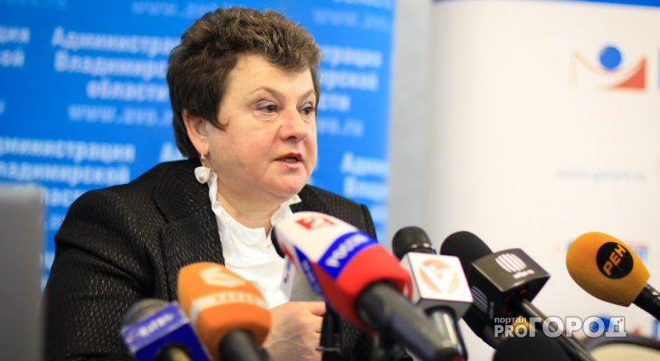 Федеральные СМИ обсуждают отставку главы 33 региона Светланы Орловой