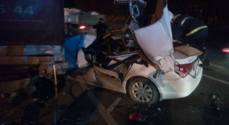 Топ-3 самых страшных аварий недели, произошедших во Владимирской области