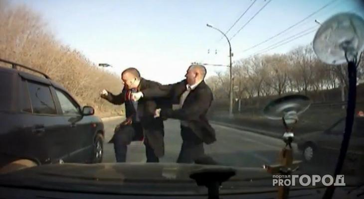 Жестокое убийство в Сновицах: двое автомобилистов не поделили проезжую часть