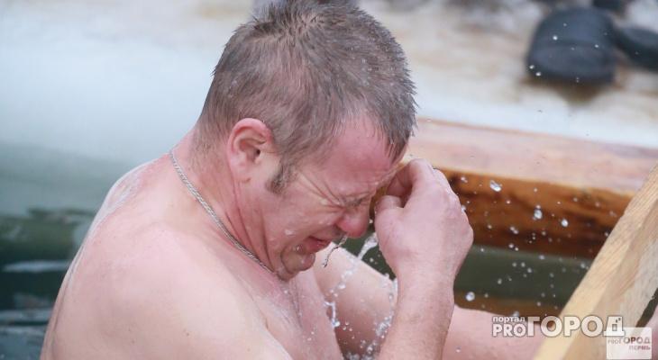 15 000 владимирцев планируют нырнуть в прорубь на Крещение
