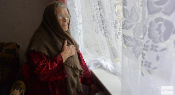 В Муроме бабушка до полусмерти напугала грабителя