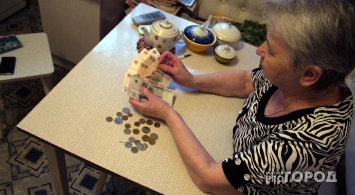 Владимирским пенсионерам увеличили пенсии