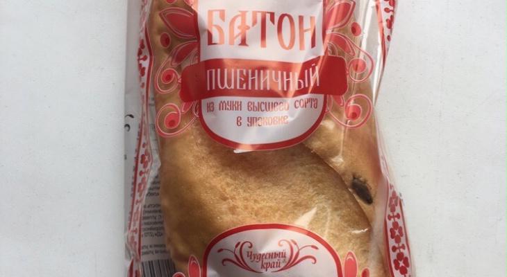 Жительница Владимира обнаружила мертвого таракана в свеженьком батоне
