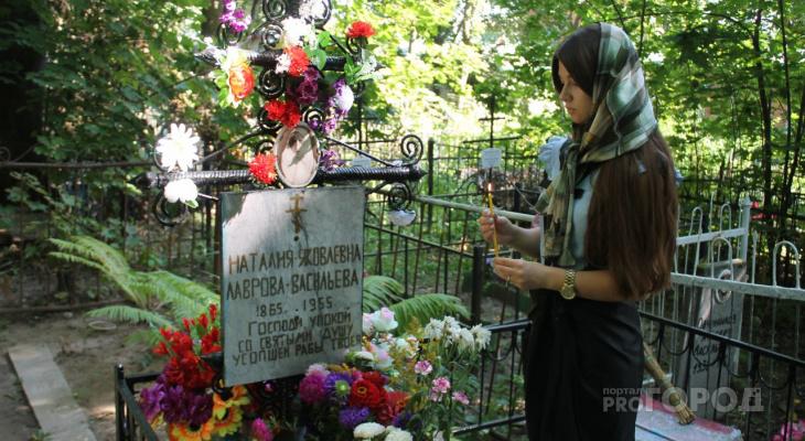 Люди стекаются во Владимир ради чудотворной могилы некой Натальи