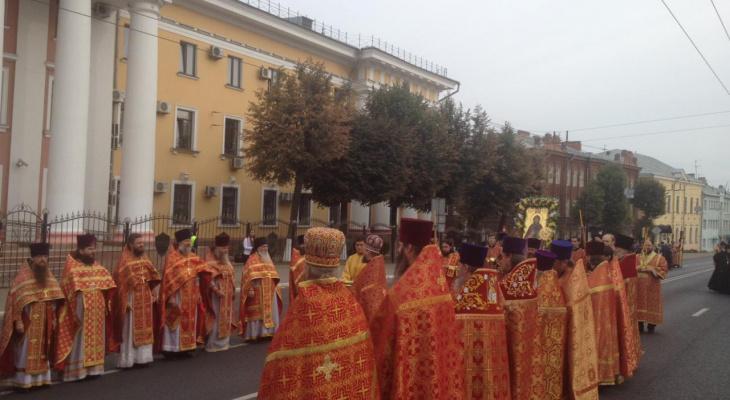 Во Владимире состоялся Крестный ход (фото, видео)