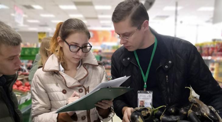 """Во владимирском супермаркете обнаружили целую тележку """"просрочки"""""""