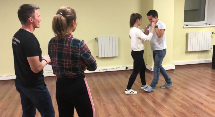 Сальса в паре за 4 занятия: продолжение танцевального эксперимента во Владимире