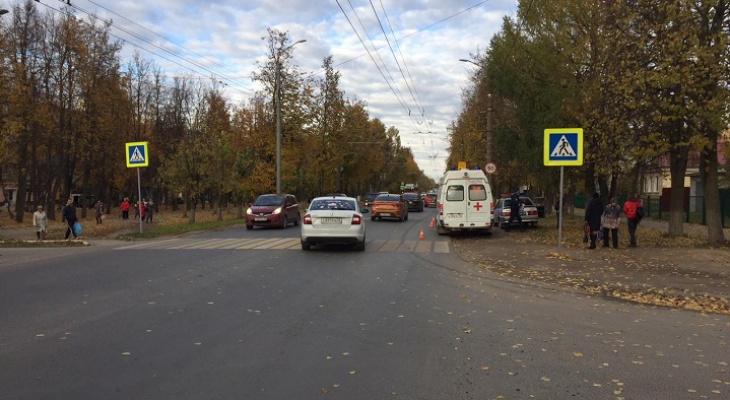 Во Владимирской области на пешеходном переходе опять сбили ребенка
