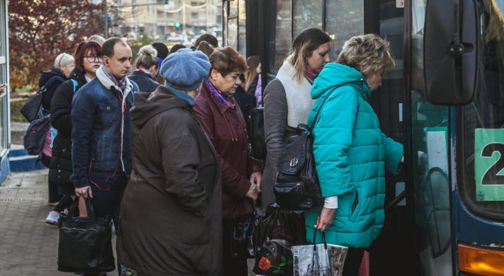 Жалобы владимирцев на общественный транспорт услышали