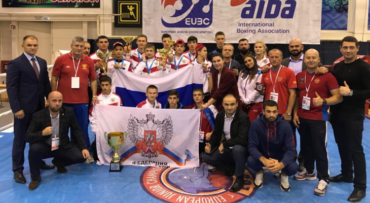 Владимирский боксер завоевал «золото» чемпионата Европы