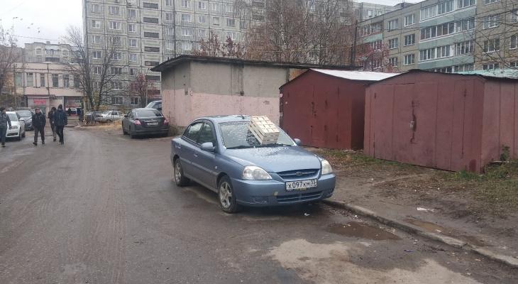 """""""Паркуюсь как хочу!"""": владимирские автохамы продолжают возмущать горожан"""