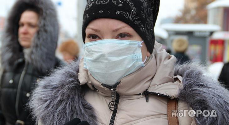 5225 детей заболели ОРВИ во Владимирской области за неделю