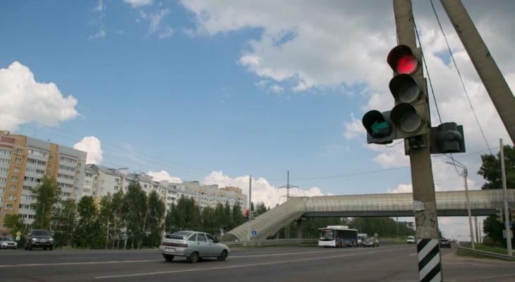 На повороте в Веризино убрали светофоры, жители грозят блокировкой трассы