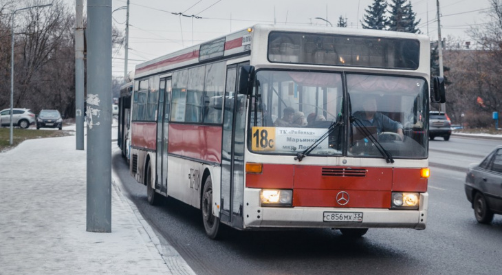 Социальные проездные билеты во Владимире начнут продавать на 5 дней раньше