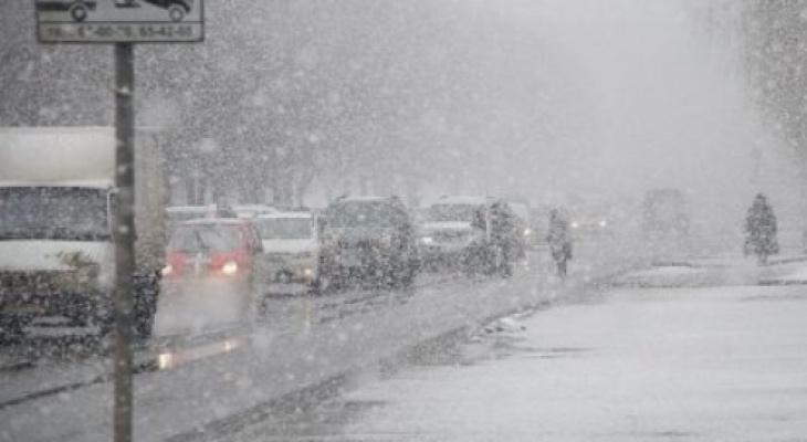 На Владимирскую область надвигается снежный шторм из Сибири