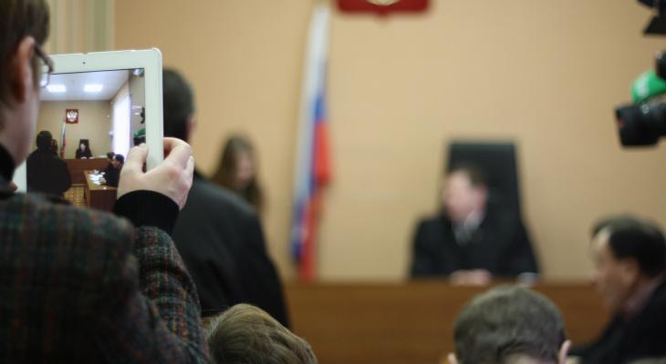 Владимирский эксгибиционист отправится за решетку за свое поведение