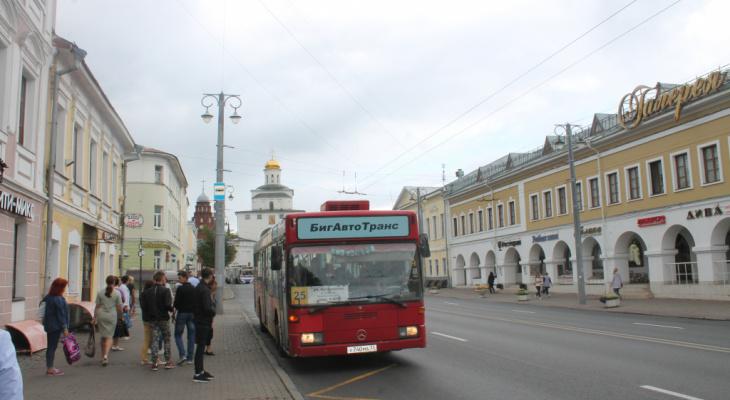 Новый автобусный маршрут с Балакирева: схема движения
