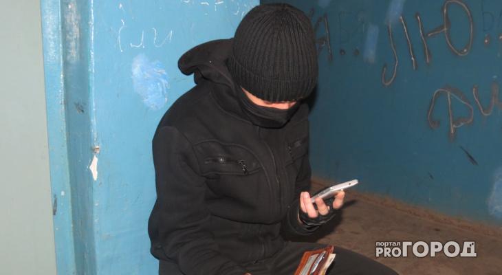 """Ковровского грабителя задержали по """"горячим следам"""""""