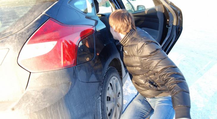 Полиция задержала автомобильных воришек в Муроме