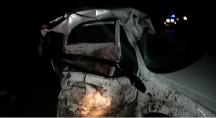 Жительница Киржача не справилась с управлением, есть пострадавшие