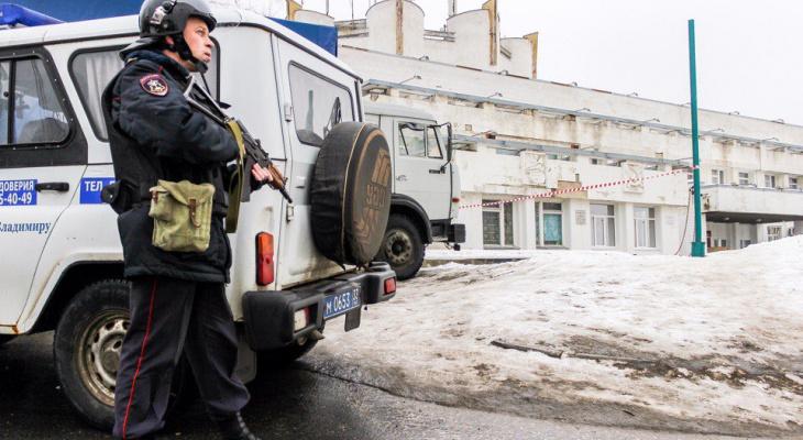 Вор-неудачник: в Судогде мужчину задержали на месте преступления