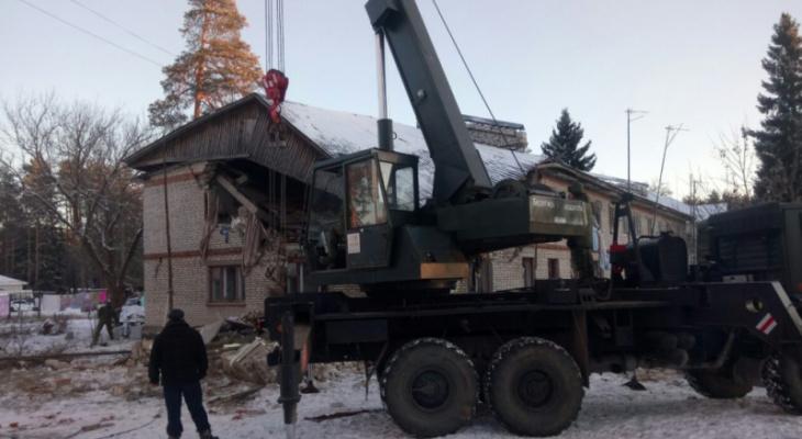 Взрыв под Киржачом: после гибели пенсионерки возбуждено уголовное дело