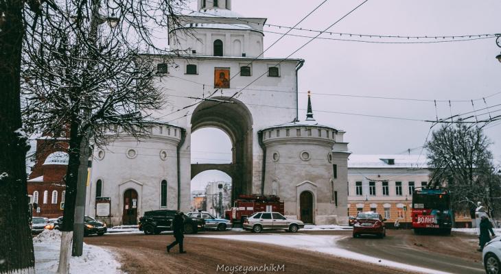 Центр Владимира снова перекроют из-за крестного хода