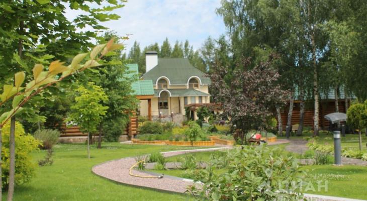 Дом за 75 миллионов: владимирцы продают свои роскошные хоромы