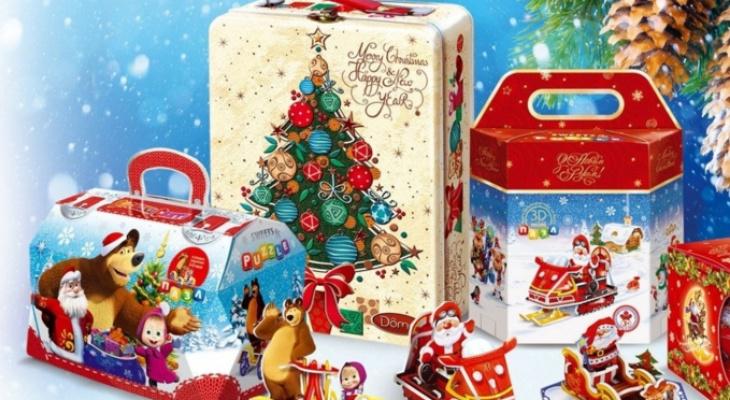 Топ-5 опасных сладостей для детей в новогодних подарках