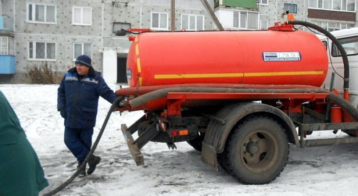 В школы и детские сады Владимира завезли чистой воды вместо вонючей