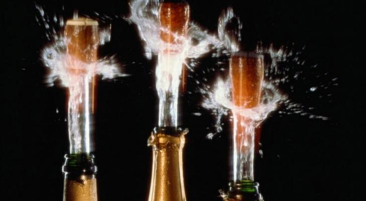 Шампанское во владимирских магазинах подорожает на 25 процентов