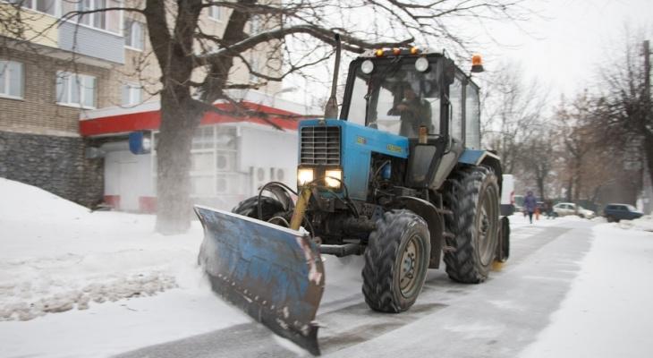 Сильный снегопад надвигается на Владимирскую область: как быть и что делать