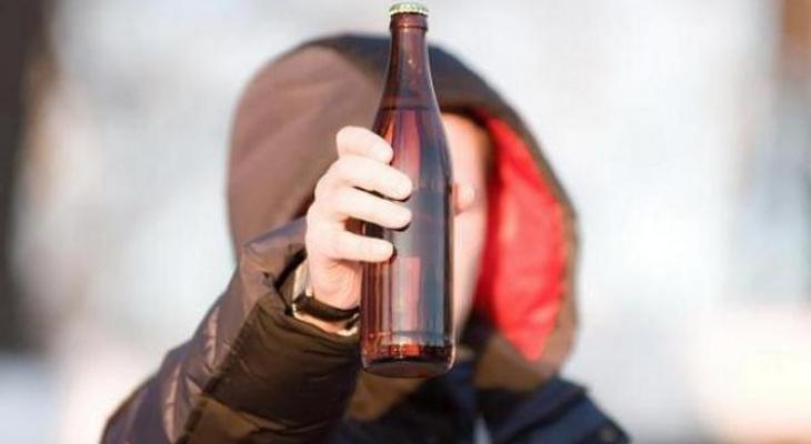 Во Владимире детям продолжают продавать спиртное: отчет за год