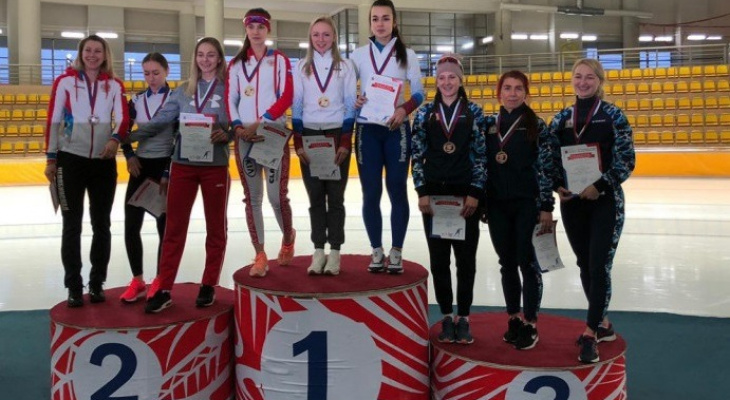 Муромские конькобежки представят область на соревнованиях в Норвегии