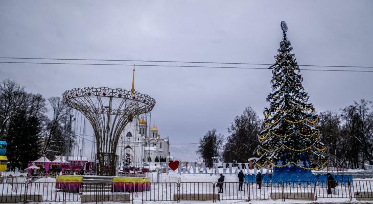 Владимир за день: последствия снегопадов, карантин по ОРВИ и тюремный срок пьяному за рулем