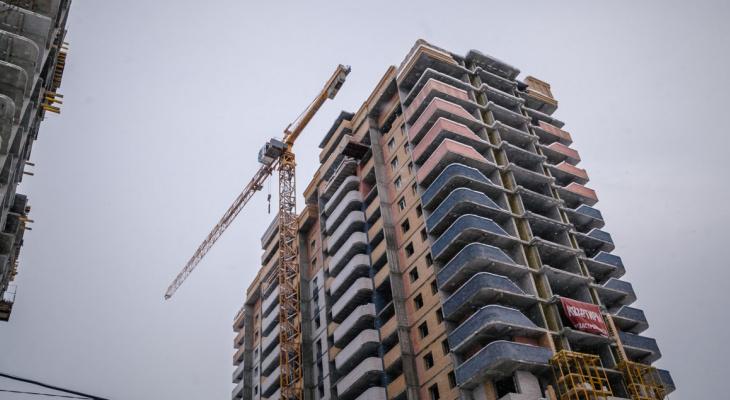 За прошлый год во Владимирской области построили 7584 квартиры
