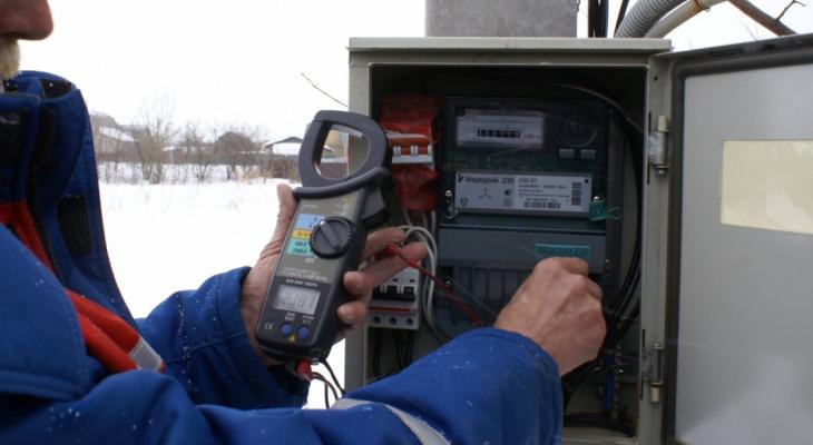 Жители Владимирской области украли электричества на 218 миллионов рублей