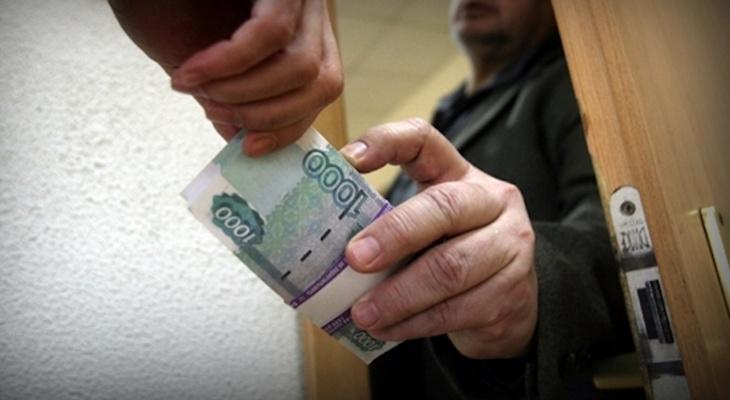 Во Владимире конкурсный управляющий хотел обогатиться на крупной взятке