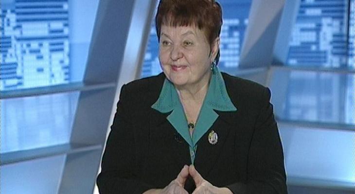 Ирину Кирюхину исключили из общественного совета по здравоохранению