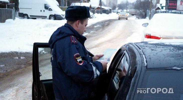Завтра во Владимире пройдут массовые проверки водителей