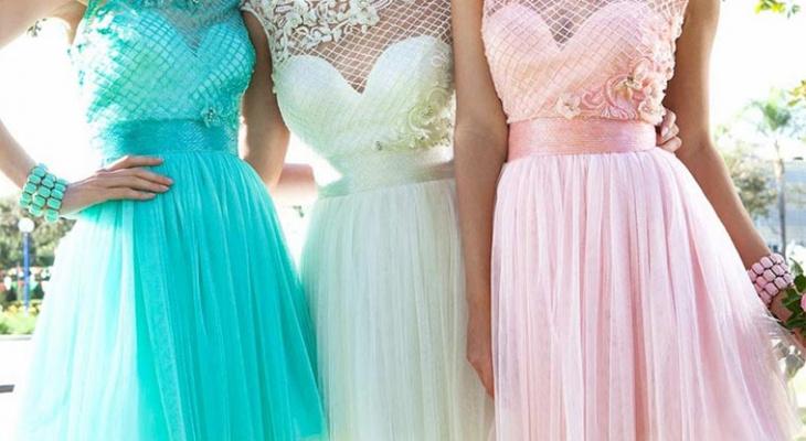 4 самых распространенных ошибки при выборе платья на выпускной