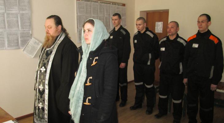 """В тюрьмах Владимирской области заканчивается """"Неделя молитвы"""""""