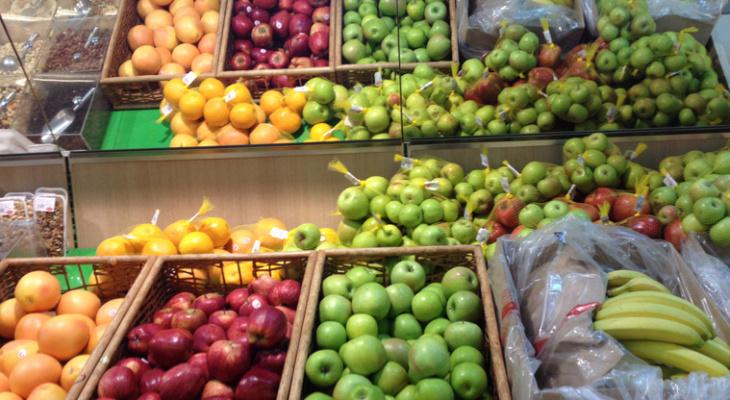 У ковровского предпринимателя конфисковали 120 килограмм фруктов